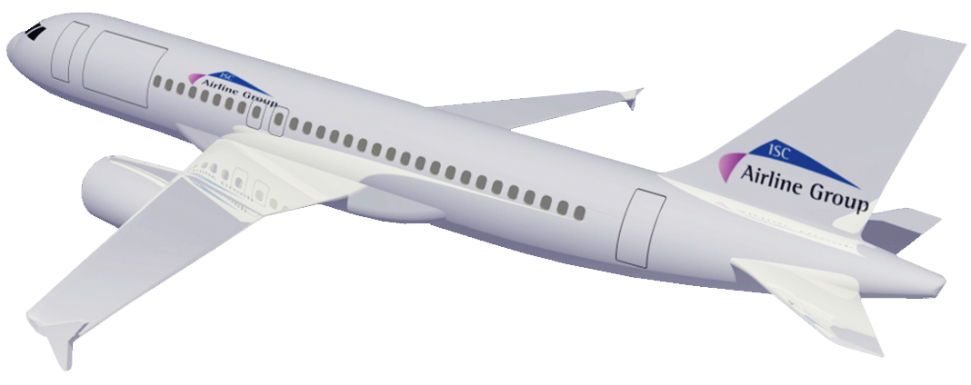 A320 airplane image